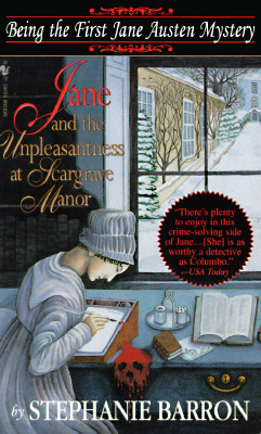 Jane and the Unpleasantness at Scargrave Manor By Barron, Stephanie