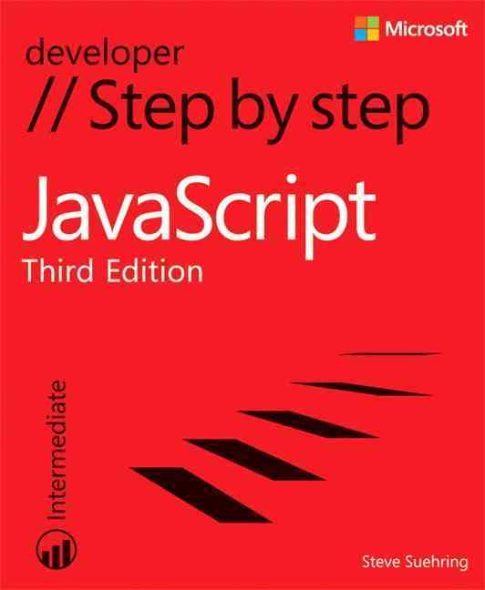 Javascript Step by Step By Suehring, Steve